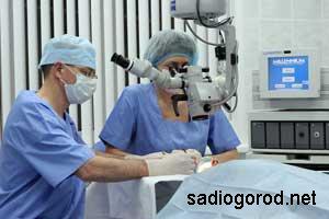 С катарактой можно бороться