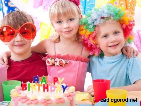Как организовать детскую вечеринку?