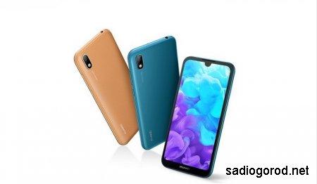 Смартфоны Huawei Y5 2019